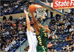 Men's Basketball Tames Golden Lions