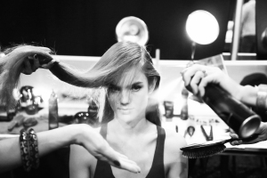 TRESemme At Jenny Packham - Backstage - Spring 2013 Mercedes-Benz Fashion Week