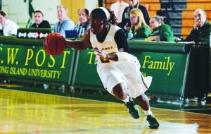 Lady Pioneers Tame Lions