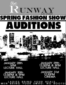 LIU Post Annual Fashion Show