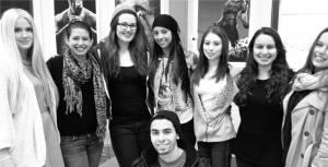 Media Arts Students Starts New Chapter
