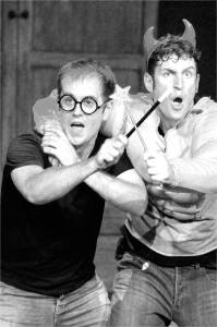 Potted Potter Casts a Pleasant Spell