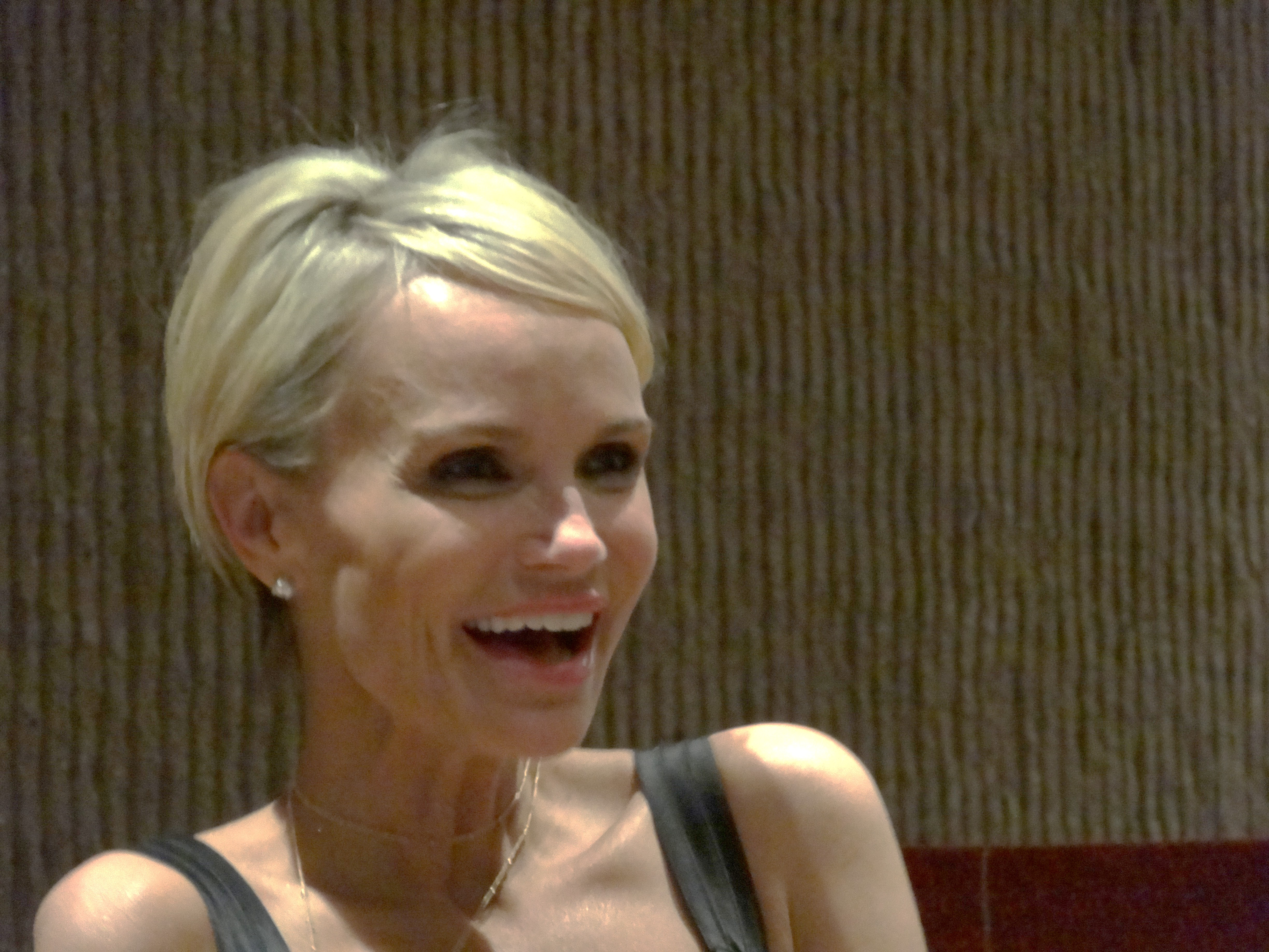 Kristin Chenoweth Performs at Tilles Center. By Paul Kalis