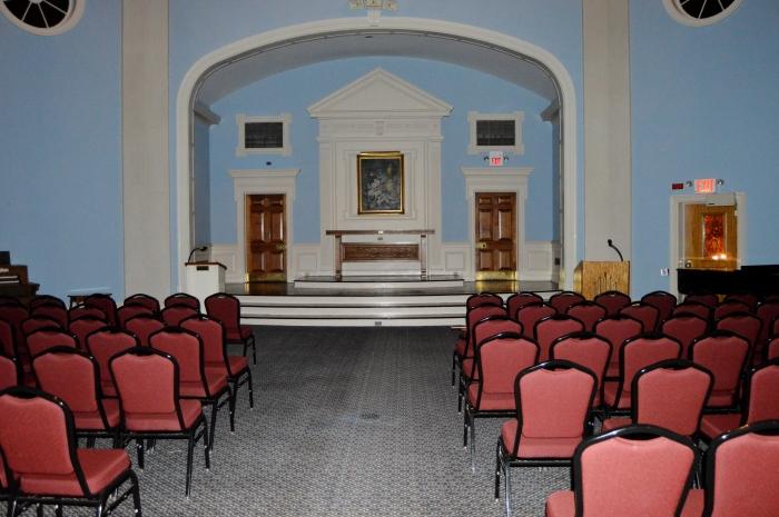 LIU Chapel
