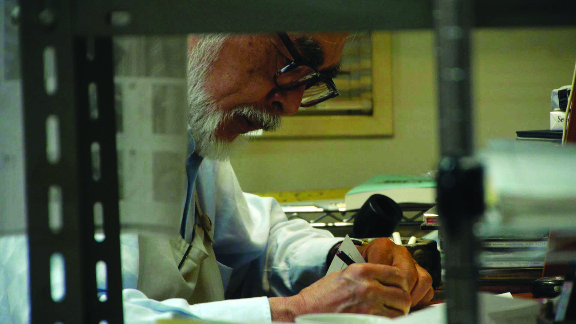"Hayao Miyazaki, director of ""Spirited Away"""