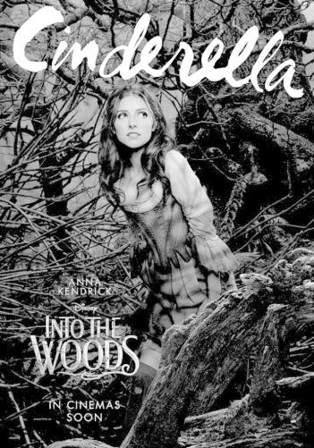 Anna Kendrick stars as Cinderella in the new movie