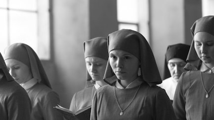 "A screen cap from the movie ""Ida,"" the story of a young nun who embarks on a journey to uncover the truth about her family's heritage. Photo courtesy of The Hollywood Reporter"
