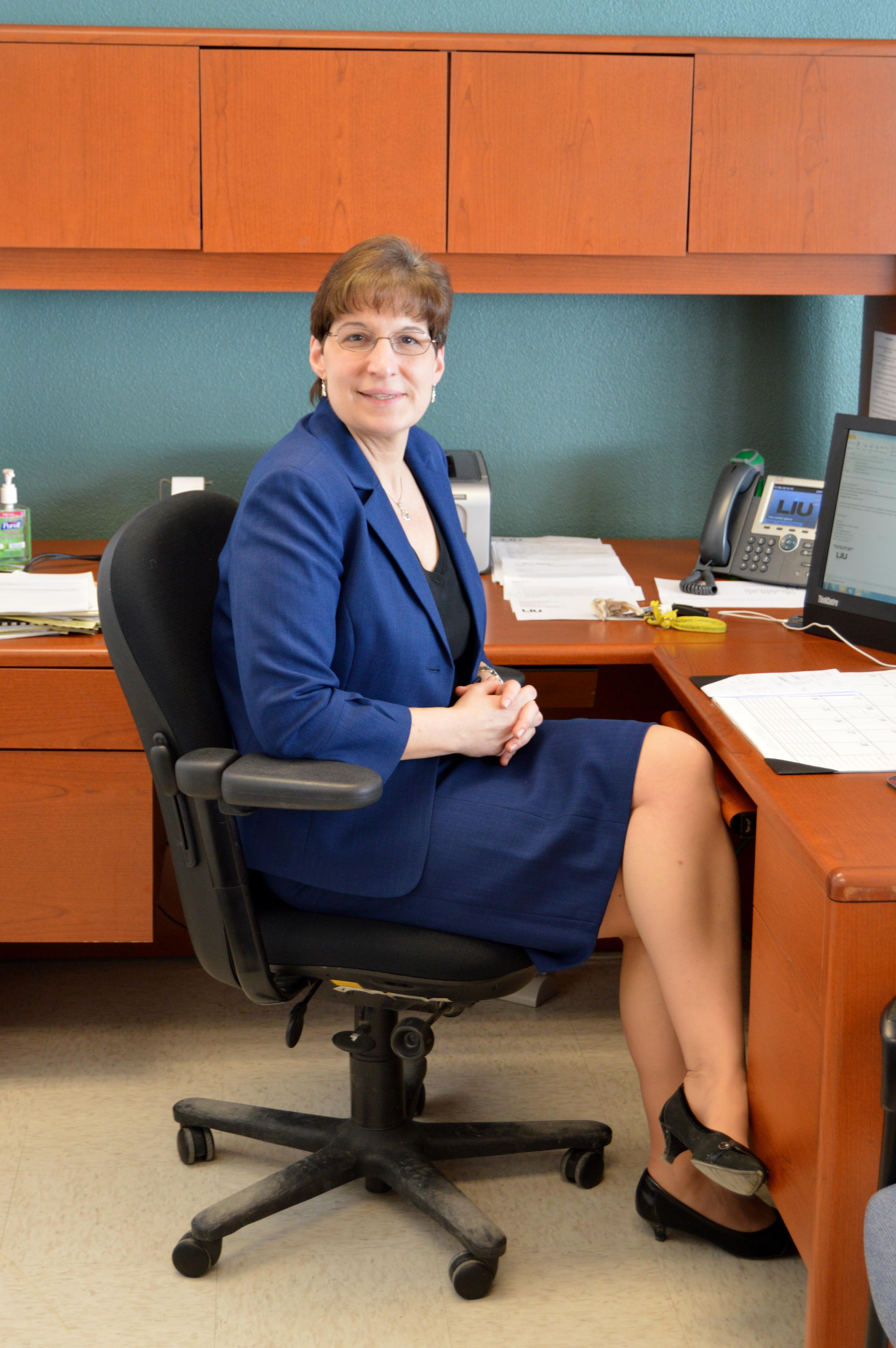 Associate Dean of Students, Jean Smith. Photo: Janisha Sanford