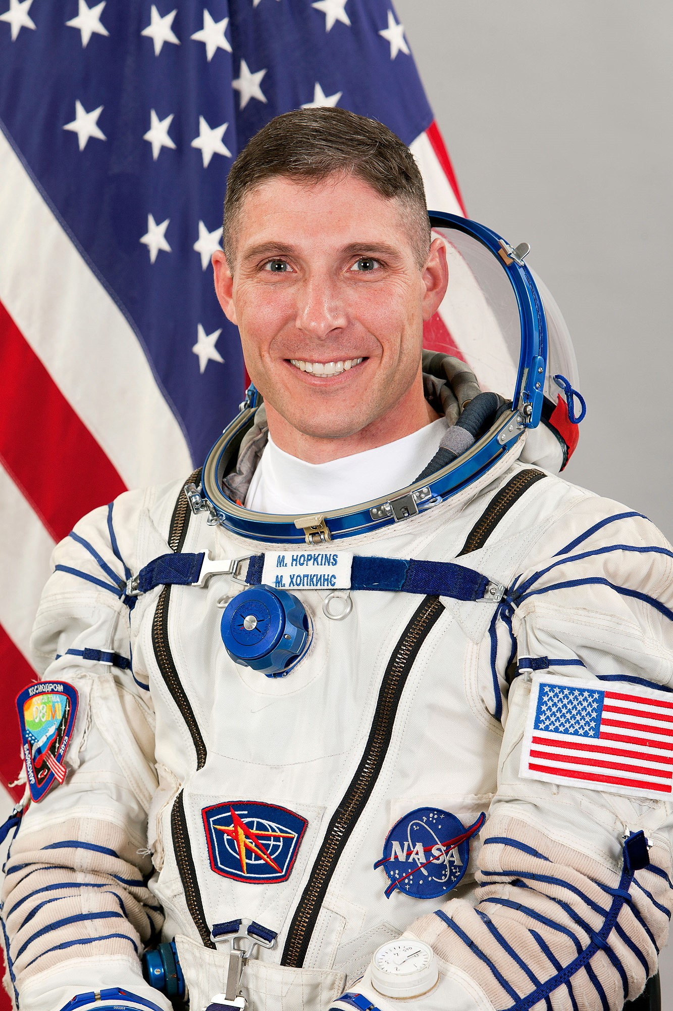 mike hopkins nasa - photo #15