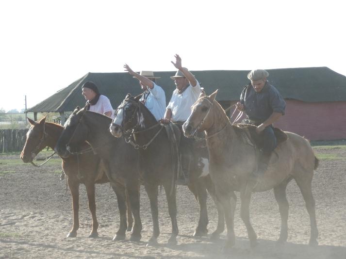 Four Gauchos